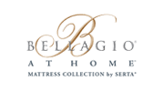 Serta - Bellagio At Home Logo